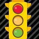 light, signal, warning, traffic, alert, traffic light