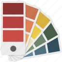 color, palette, swatch, swatches icon