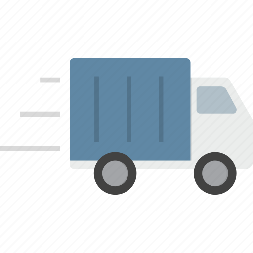 cargo, delivery, shipment, shipping, truck icon