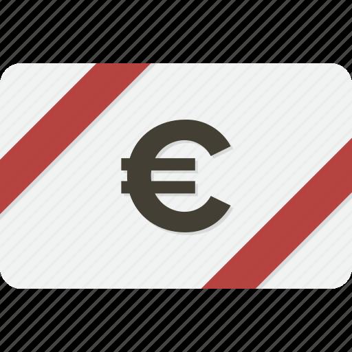 Card Euro Gift Gift Card Shopping Icon