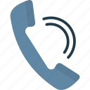 active, call, phone, ringing, telephone icon