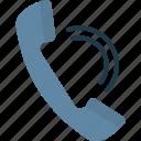 active, call, phone, ringing, telephone