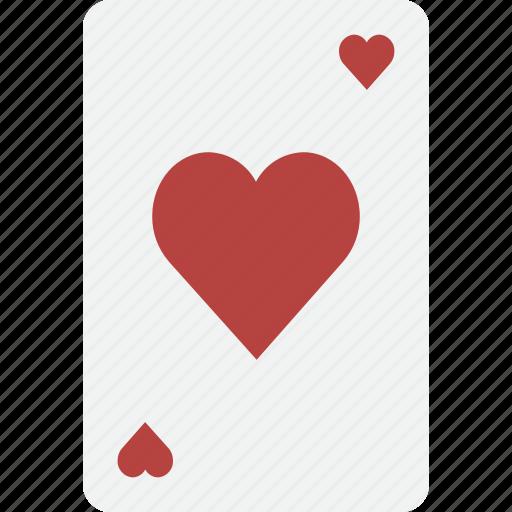 card, casino, clubs, gambling, playing, poker icon