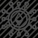 blockchain, cryptocurrency, eth, ethereum
