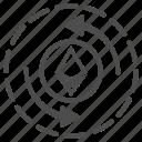 cryptocurrency, eth, ethereum, exchange