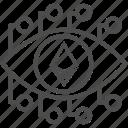 blockchain, cryptocurrency, eth, ethereum, eye
