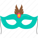 carnival, celebration, festival, halloween, holiday, mask, party icon