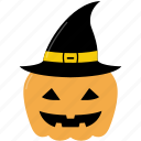 celebration, halloween, holiday, monster, party, pumpkin, scary icon