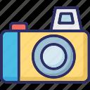 camera, digital camera, photographic equipment, photography icon