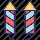 dynamite, explode, explosion, firework icon
