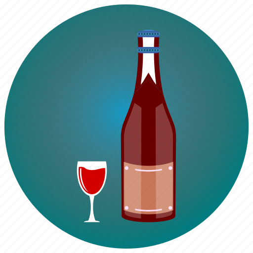 alcohol, champagne, glass, grapes, label, vermouth, wine icon