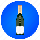 alcohol, birthday, champagne, drink, occasion, party, wine icon