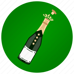 alcohol, birthday, champagne, cork, occasion, party, pop icon