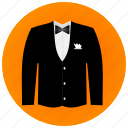 business, businessman, buttonhole, culture, elegance, gentleman, suit icon