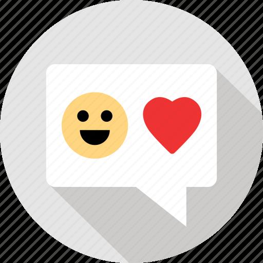 in, love, valentine icon
