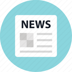 document, latest, paper, report icon