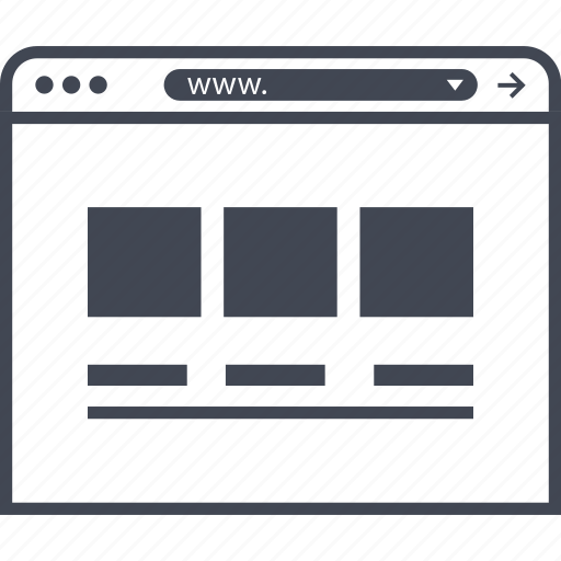 mockup, wireframe, wireframes icon
