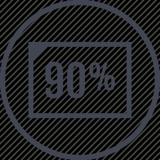 graph, graphic, info icon