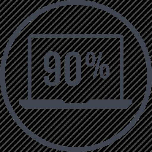 info, ninety, percent icon