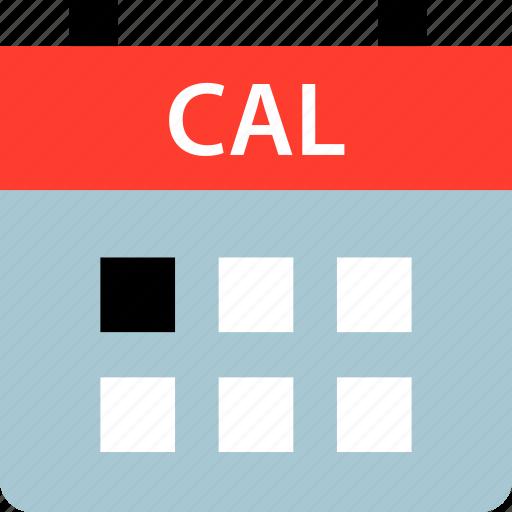 calander, calendar, event icon