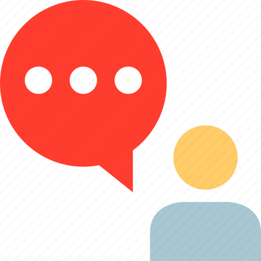 conversation, sms, talk, talking icon
