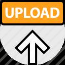 activity, everyday, everydayuse, online, up, upload icon