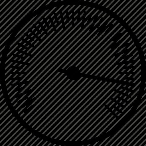 barometer, gauge, indicator, performance, speed, speedometer icon