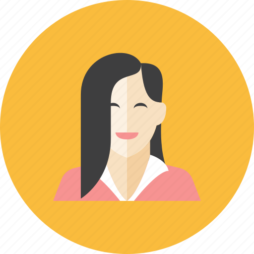 3, woman icon