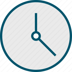 clock, due, time, watch icon
