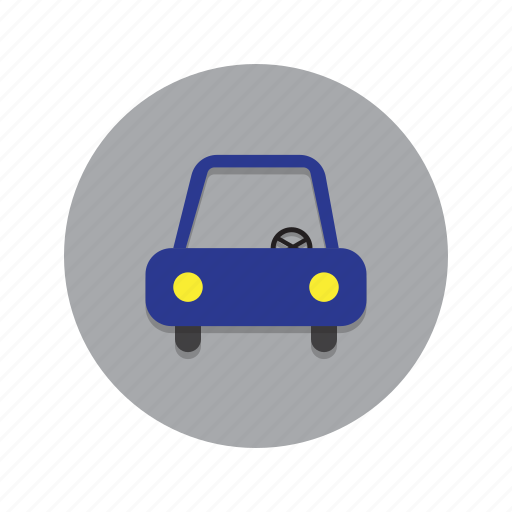 automobile, car, drive, transport, vehicle icon