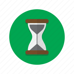 busy, hourglass, loading, timer, waiting icon