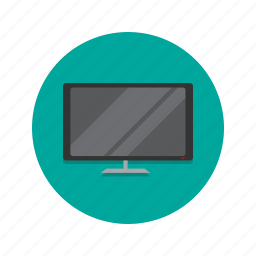 media, monitor, screen, tele, television, tv icon