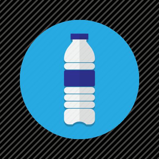 bottle, drink, plastic, water icon