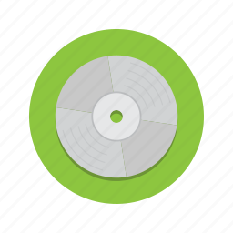 cd, compact, disc, disk, music icon