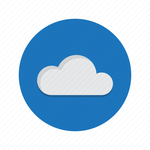 cloud, download, sky, upload, weather icon