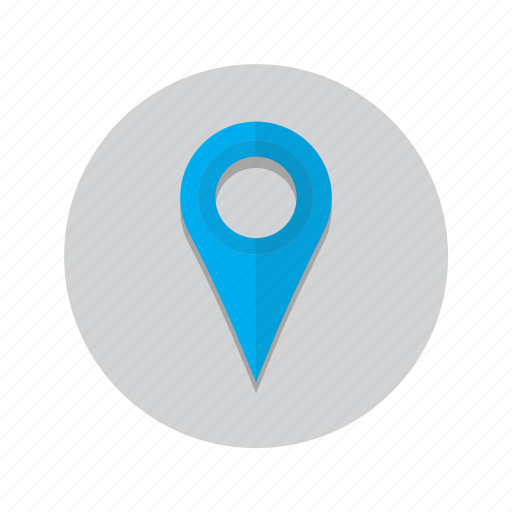 gps, locate, location, map, pin icon