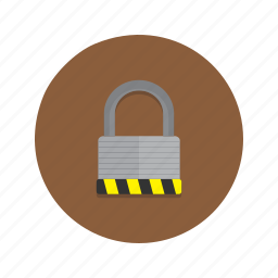 lock, locked, padlock, password, protected, safe, secure icon