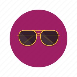 beach, glasses, hot, summer, sunglasses, sunny, warm icon