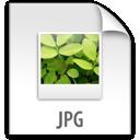 file, jpg, z icon