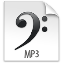 file, mp, z icon