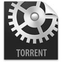 file, torrent, z icon