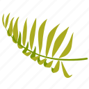 exotic, leafes, leave, plant, tropical icon