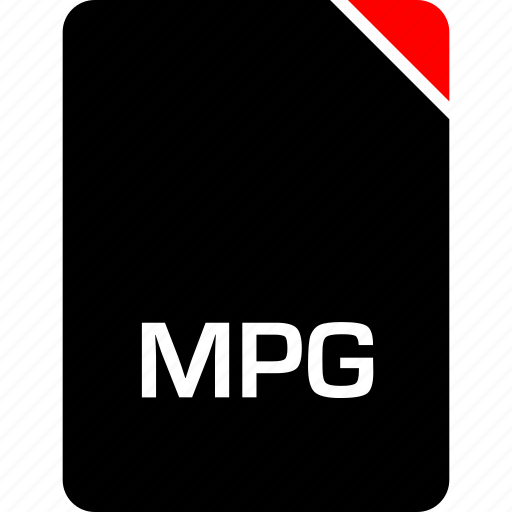 file, mpg, name icon