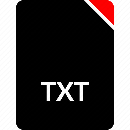 file, name, txt icon