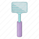 swatter, bug, nature, sign icon