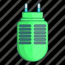 fumigator, cartoon, object, sing