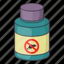 rodenticide, bottle, poison, rat