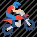 enduro, extreme, motocross, sport