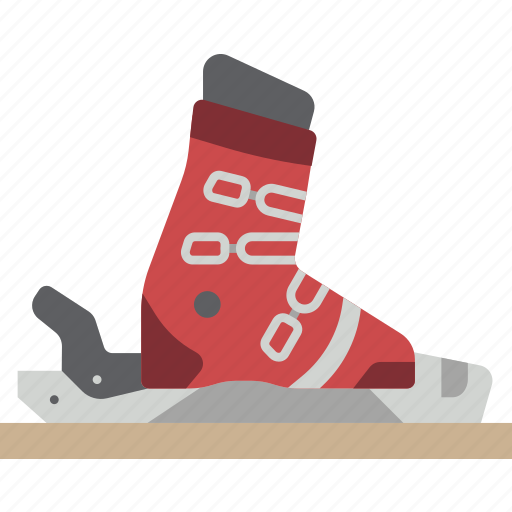 Boot, extreme, ski, snow, sport, sports icon - Download on Iconfinder