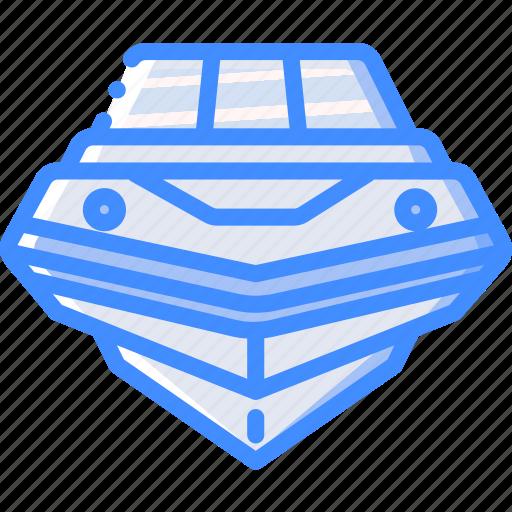 Boat, extreme, speedboat, sport, sports icon - Download on Iconfinder